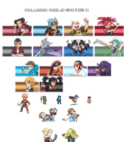 PoLlOrOn Public Sprites and Unfinished sprites by PoLlOrOn