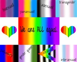 We Are ALL Equal by FireAgainstIce