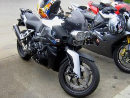 BMW K1200R K 1200 R by Partywave
