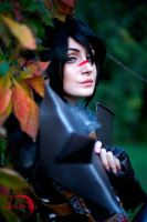 Dragon Age II - Marian Hawke by The-Kirana