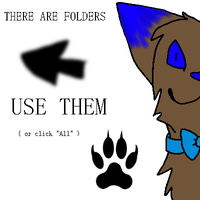 Click a Folder by WatermelonFlavor