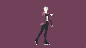 Viktor Nikiforov {Yuri!!! on Ice} by greenmapple17