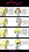 Rikku's Date Disaster by blackpearl9925