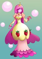 Princess Bubblegum by Free-man12