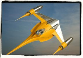 N-1 Naboo Starfighter 2 by thorgal67