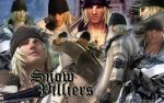 Snow Villiers Wallpaper by PokeTheCactus