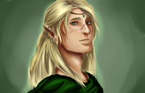 Elf man by Lollipop-Lollita