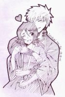 IchiRuki: Love and Hugs by AkuToSeigi