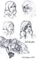 TtS - Tell Sketches by leighanief