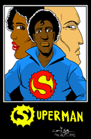Capesploitation Superman by EarthmanPrime