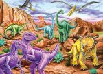 dino valley by doodlebat72