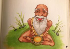 Guru Pathik by reh-kitz