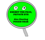 Kermit the Frog, Private Eye by MikeEddyAdmirer89
