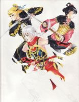 Heroes of Suikoden V by JJRRS
