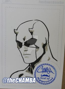 FCBD2016 - Daredevil by theCHAMBA
