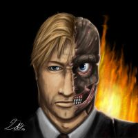 """Harvey """"Two Face"""" Dent by Torvald2000"""