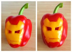 Iron Man Pepper by mikedaws