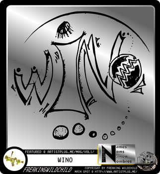 Names :: Wino by freakingwildchild