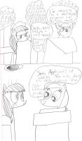 Derpy's ' Idiot Box ' by MonstrousPegasister
