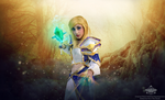 Jaina Proudmoore- World of warcraft by GeoKuromi
