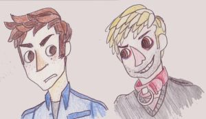 doctor master sketchies by Floral-print-boots