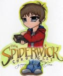 Jared Grace: Spiderwick Decal by GeeFreak