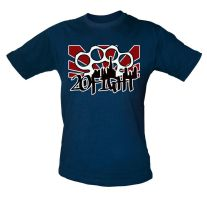 2.0.Fight Skyline Shirt by TheCaptainSteve