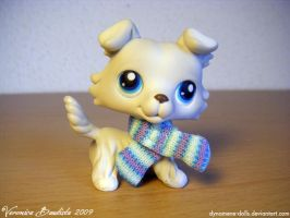 Littlest Dog by Dynamene-Dolls