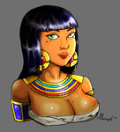 Color and lighting practice by Pharaoh009