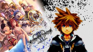 KH2 PSP Wallpaper by Janku-Roketto