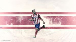 David Villa WP by SemihAydogdu