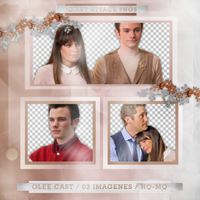 +Photopack png de Glee Cast. by MarEditions1