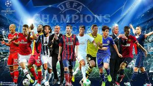 UEFA Champions League 2013-2014 by jafarjeef