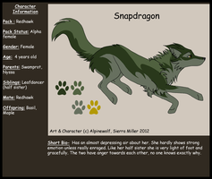 Snapdragon-RH by WickedSpecter