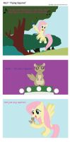 MLP: Flying Squirrel by Neroq
