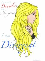I am Divergent by LuAlMu102938
