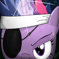 Twilight from the future by NightGreenMagician
