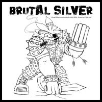 Brutal Silver Commission by Yastach