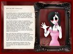 Bloody Mary - Cryptid Files by Azadeth