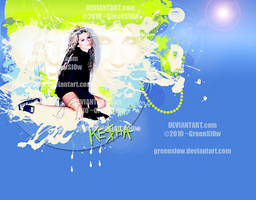 KeSha Layout by GreenSlOw
