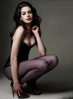 Anne Hathaway by catw10053237