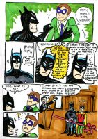 Riddler, the boy wonder? by SnappySnape