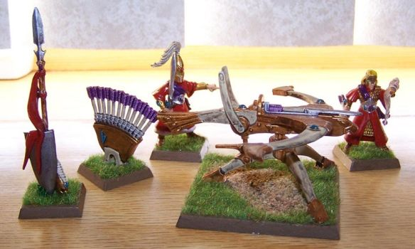Eagle Claw Bolt Thrower by Mage189