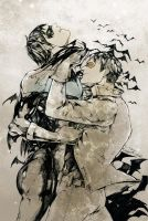 Dick Grayson and Jason Todd 1 by fish-ghost