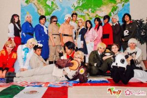 Hetalia Chiwas Team by Dolphin-Chan2
