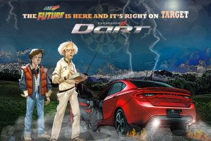 THE FUTURE IS HERE / Dodge Dart contest entry #2 by SelectYourself
