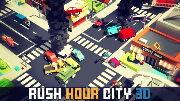 Rush Hour City 3D by nlsinh