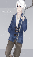 .Jack Frost. by ruuari
