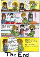 Biology Comic colored by TheAmused