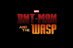 Marvel's ANT-MAN AND THE WASP - LOGO by MrSteiners